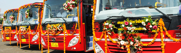 Bhopal City Bus