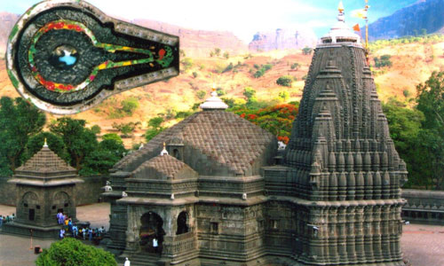 Trimbakeshwar- Panch Jyotirlinga in Maharashtra.
